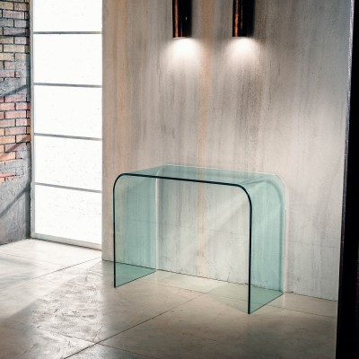 Consolle Kristal Glass