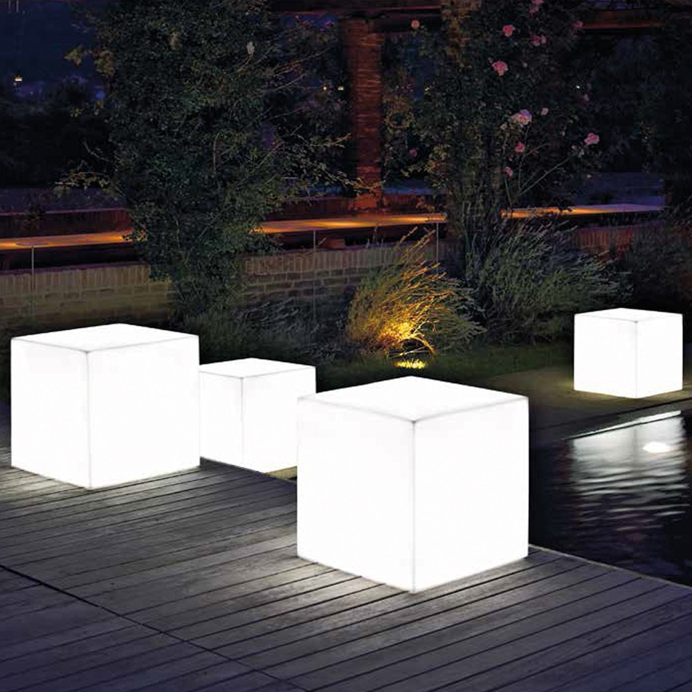 Vaso Lighting Cubo