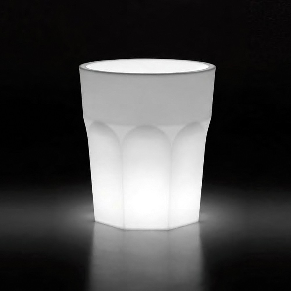 Vaso luminoso Drink