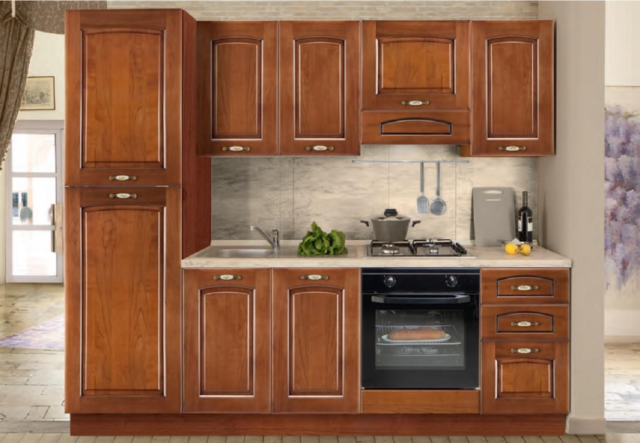Cucina Mary L 255 H 216