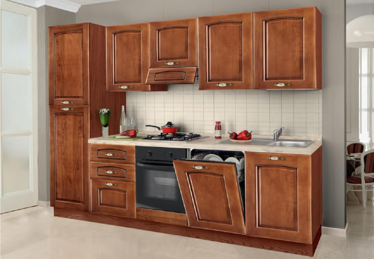 Cucina Mary L 300 x H 216