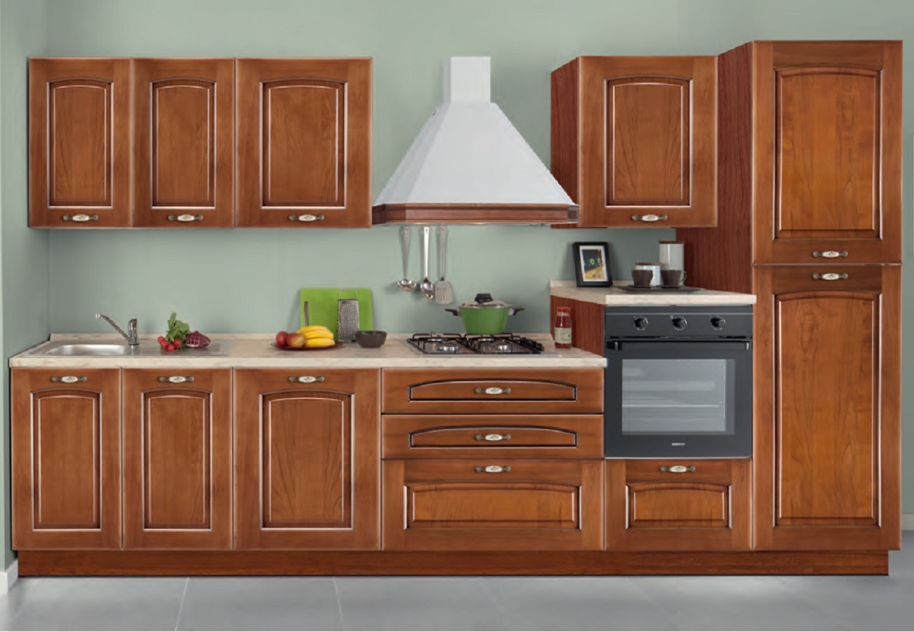Cucina Mary L 360 x H 216