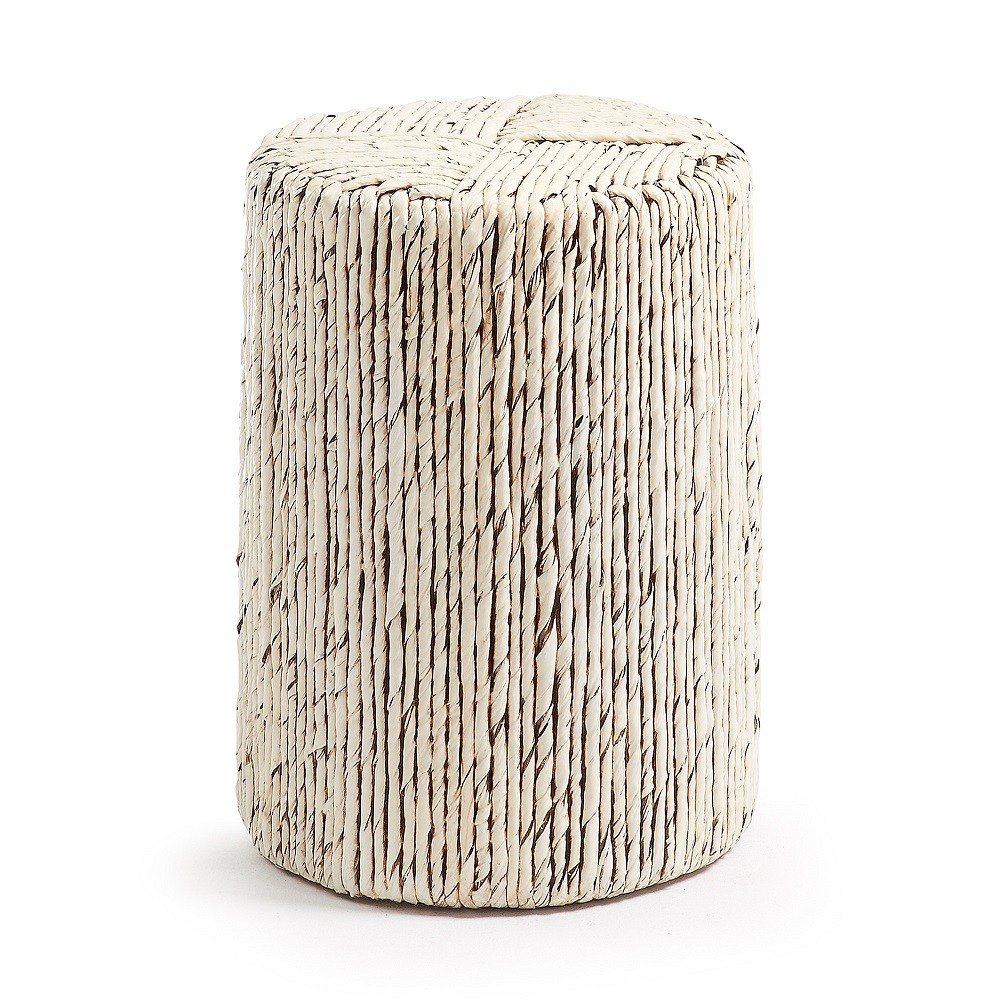 Pouf natural Hower