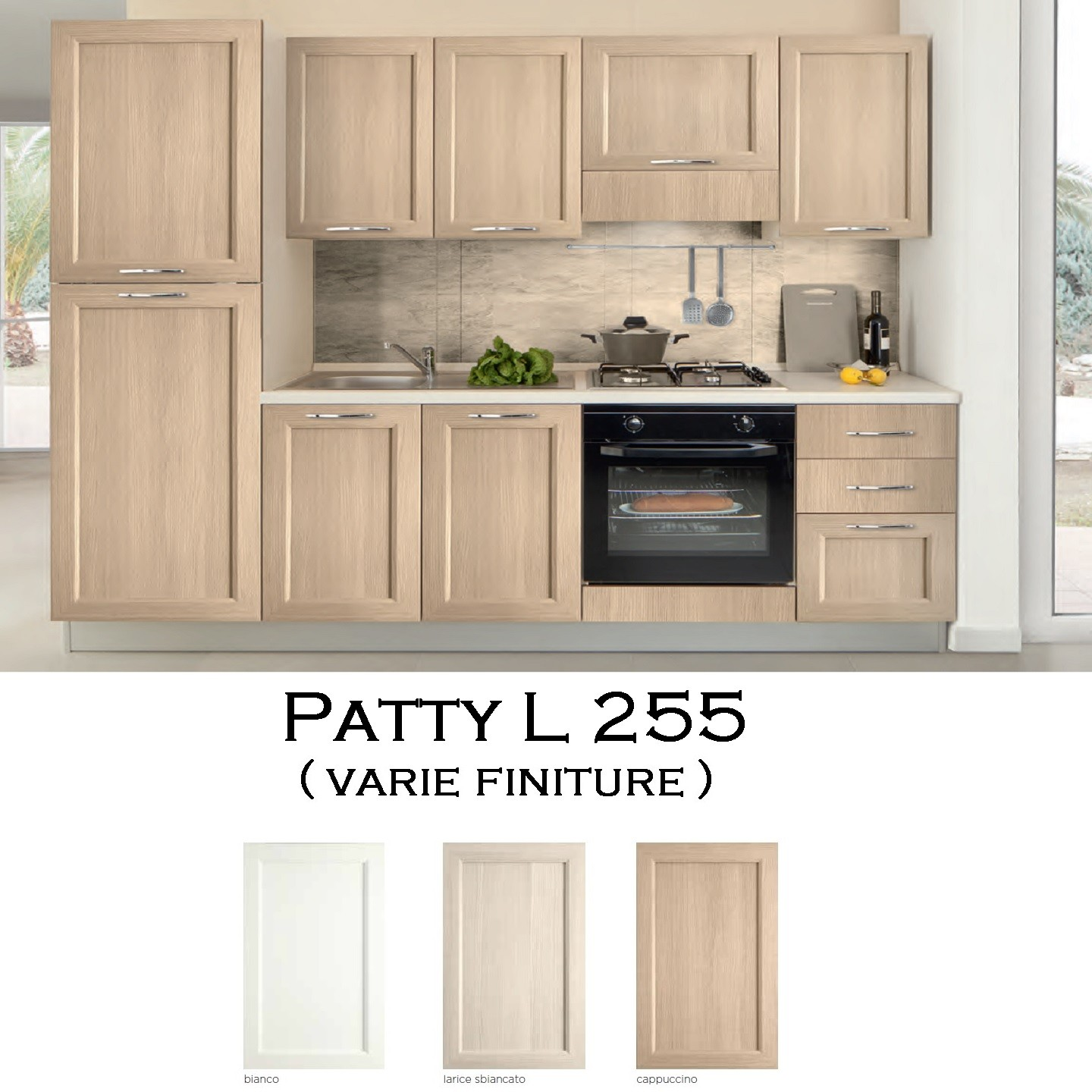 Cucina Patty L 255
