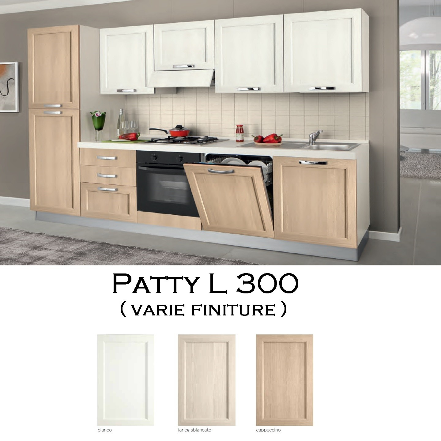 Cucina Patty L 300 CL
