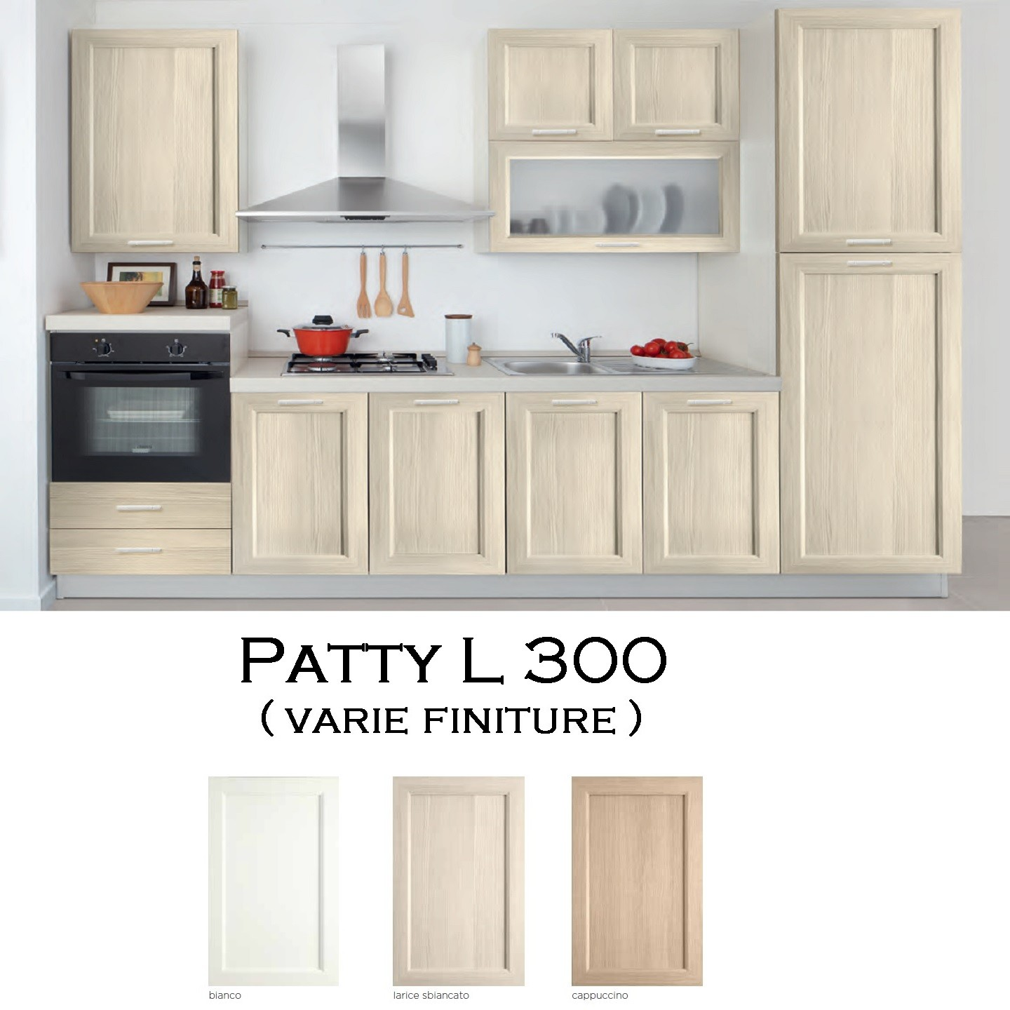 Cucina Patty L 300