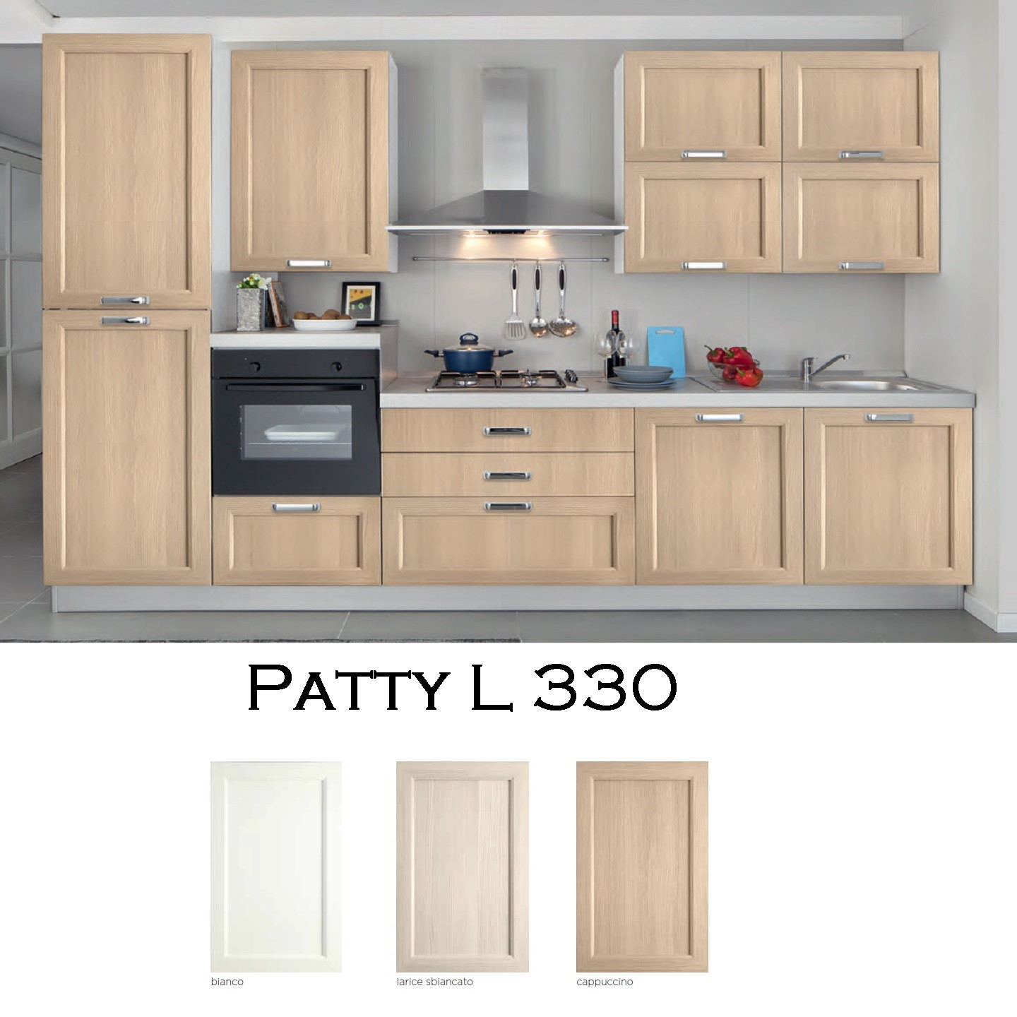 Cucina Patty L 330