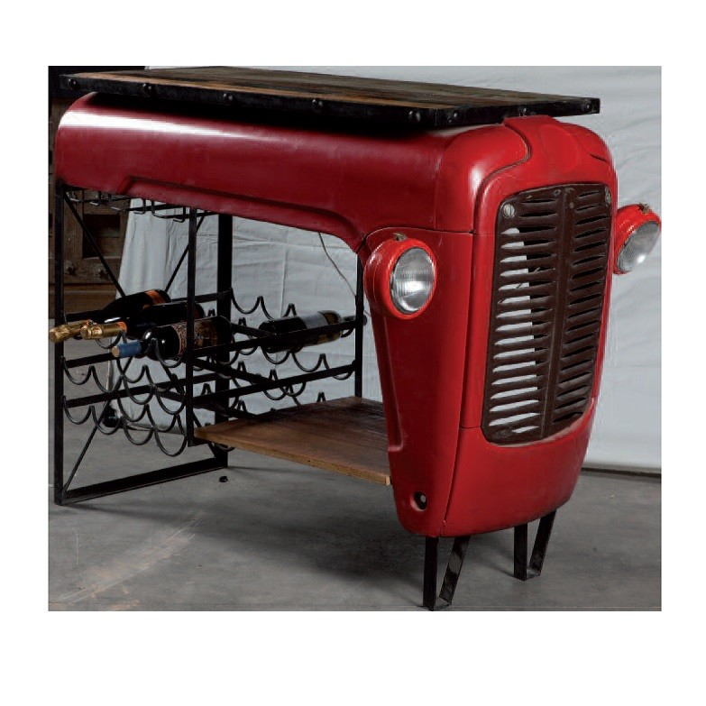 Mobile bar Tractor